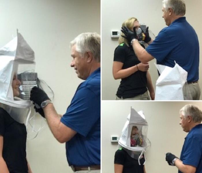 Mold Remediation Respirator Fit For Safety