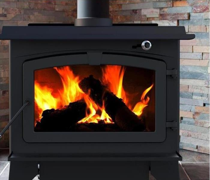 Fire Damage Are you using a wood burning stove?