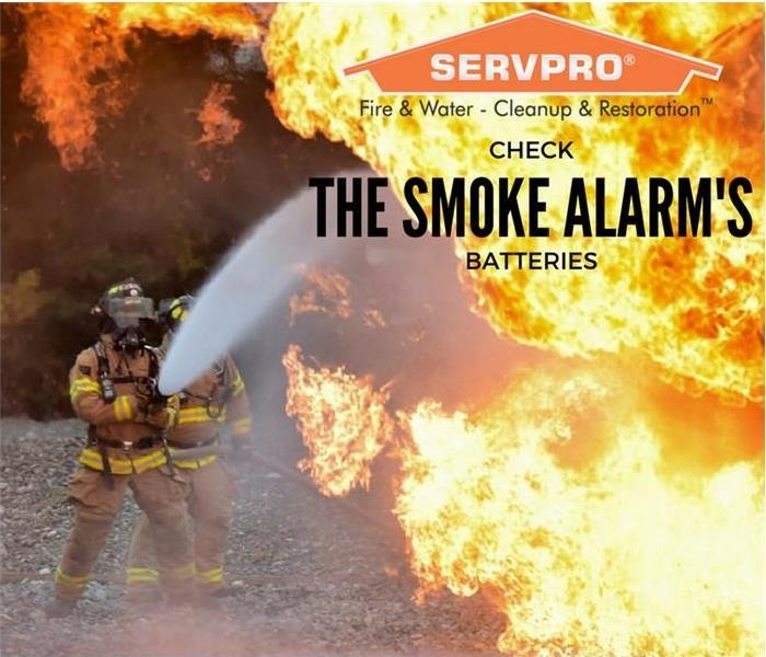 Fire Damage Smoke Alarms Save Lives