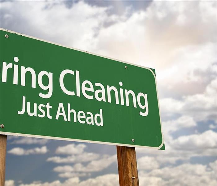 Commercial Don't wait, Get a head start on spring cleaning!