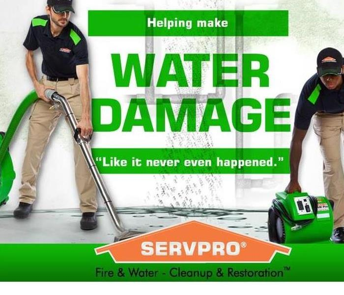 Why SERVPRO Choose the Leader in the Restoration Industry